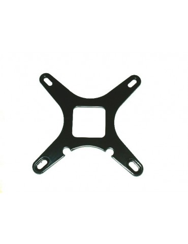 Ybris Back Plate sp. 2mm BLACK 1155/1156/1366/2011