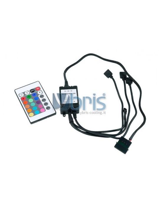 Phobya LED-Flexlight RGB controller with IR-Remote controller Phobya - 5