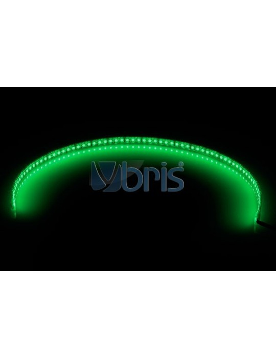 Phobya LED-Flexlight HighDensity 60cm Green (72x SMD LED) Phobya - 1