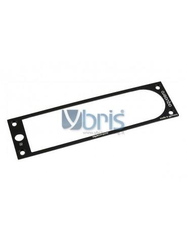 Frontale alluminio nero per Aquaero 5 XT  Controller