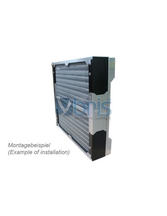 Watercool MO-RA3 wall/case mount WaterCool - 4