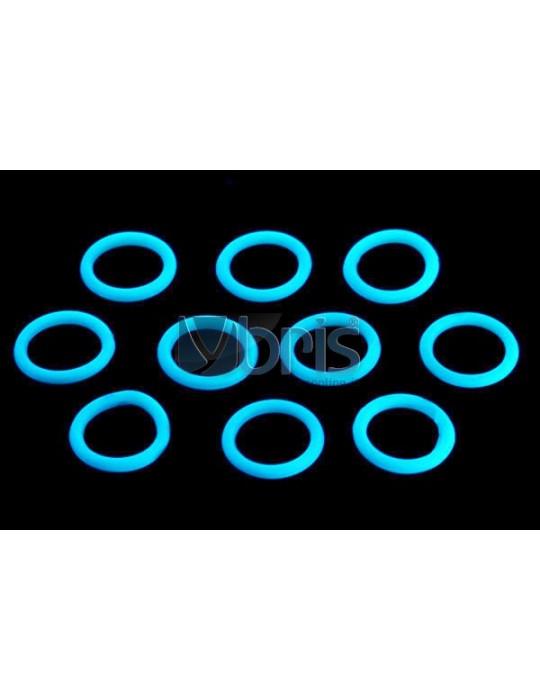 Phobya O-ring 11,1 x 2 mm (G1/4 Inch)  UV-reactive White 10pcs Phobya - 7