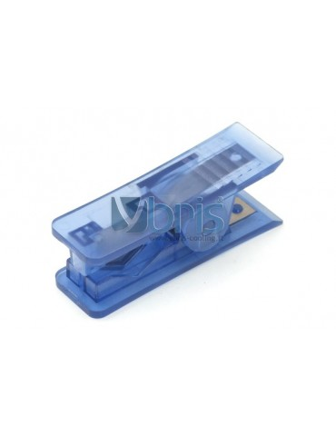 Tagliatubi in plastica per tubi da 4-14 mm