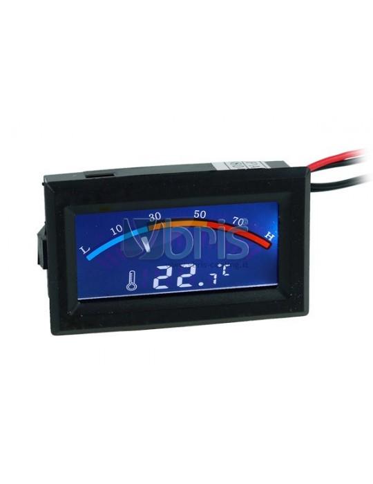 Thermometro with digital display - C/F Display Scythe - 6