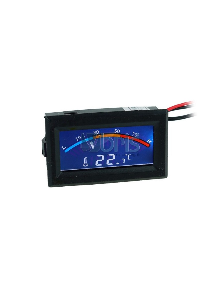 Thermometro with digital display - C/F Display Scythe - 6
