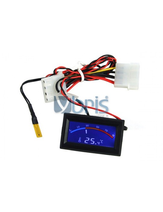Thermometro with digital display - C/F Display Scythe - 7