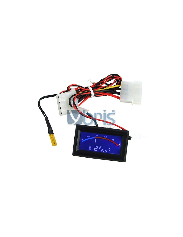 Thermometro with digital display - C/F Display Scythe - 7