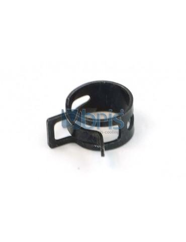 Molla Stringitubo acciaio 13-15mm Black