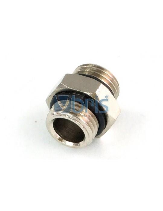 Adapter maschio 1/4G  - maschio 1/4G  con oring Phobya - 1