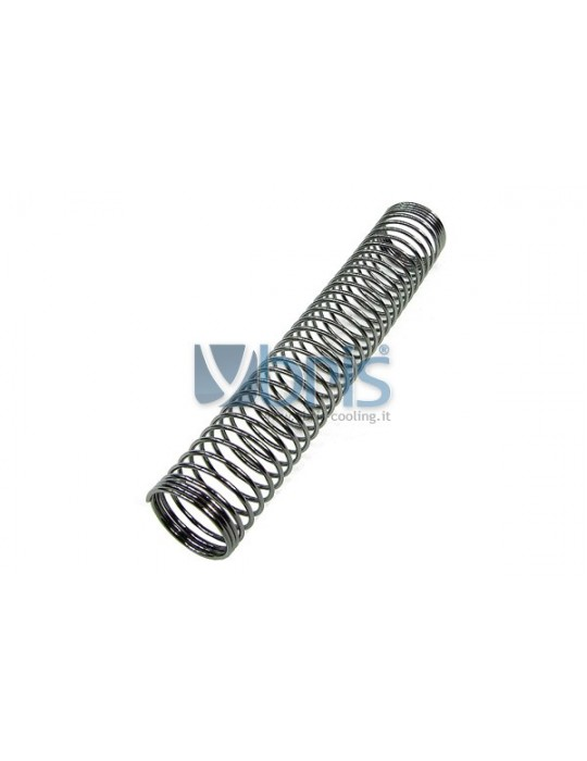 Molla Acciaio ID11mm L100 Black Nickel Phobya - 1