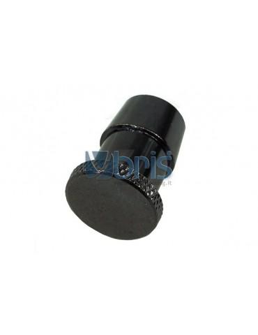 Tappo portatubo 13mm  Black Nikel