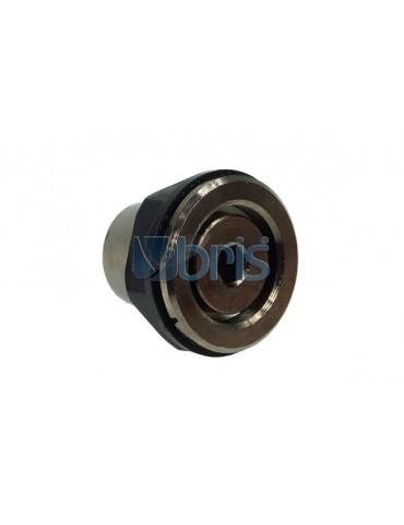 Fillport Black Nickel Plated Universal