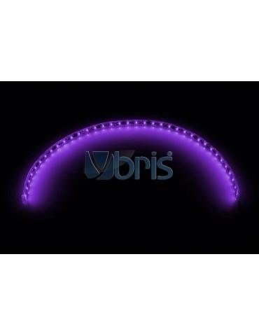 LED FlexLight SMD LEDs - 30x 2mm SMD LEDs UV - 60cm