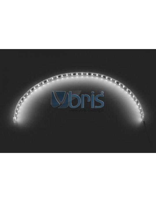 Phobya  FlexLight SMD LEDs - 30x 2mm SMD LEDs White - 60cm Phobya - 1