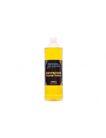 Alphacool ADDITIVO Eiswasser Crystal Yellow 1000ml