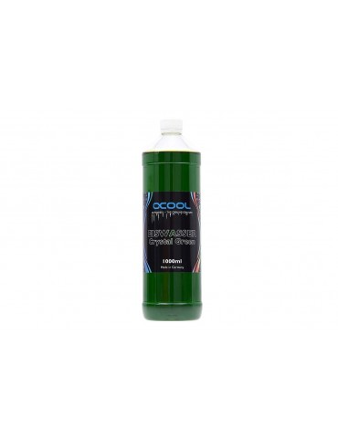 Alphacool ADDITIVO Eiswasser Crystal GREEN 1000ml
