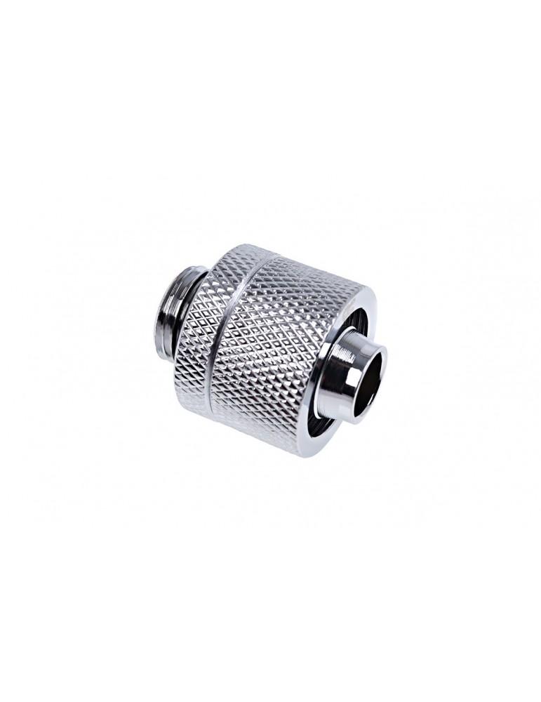 Alphacool raccordo compressione G1/4 tubo 10/16mm - chrome - Eiszapfen