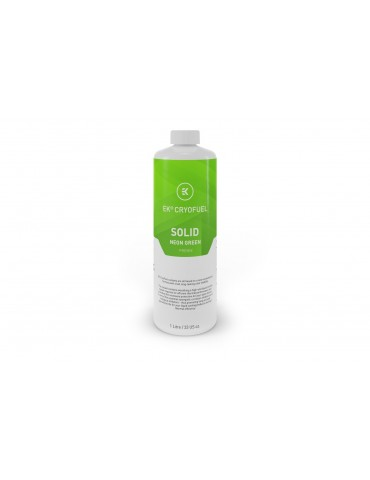 EK-CryoFuel Solid Neon Green (Pre-miscelato 1000ml)