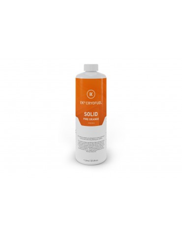 EK-CryoFuel Solid Fire Orange (Premiscelato 1000 mL)