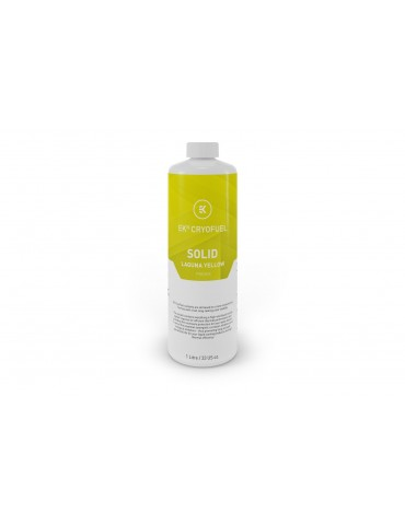 EK-CryoFuel Solid Laguna Yellow (Premiscelato 1000 mL)