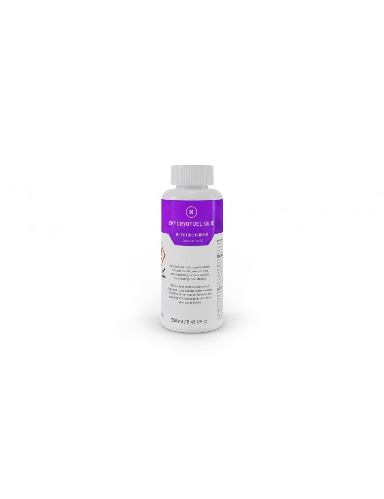 EK-CryoFuel Solid Electric Purple (Concentrato 250mL)