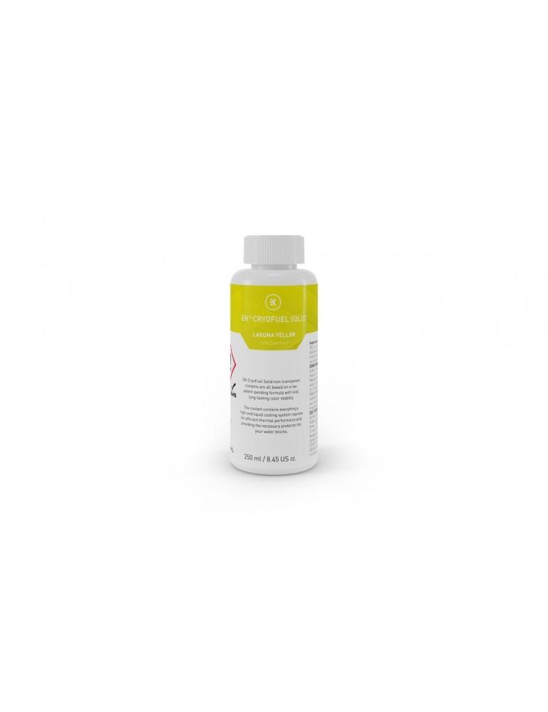 EK-CryoFuel Solid Laguna Yellow (Concentrato 250mL)