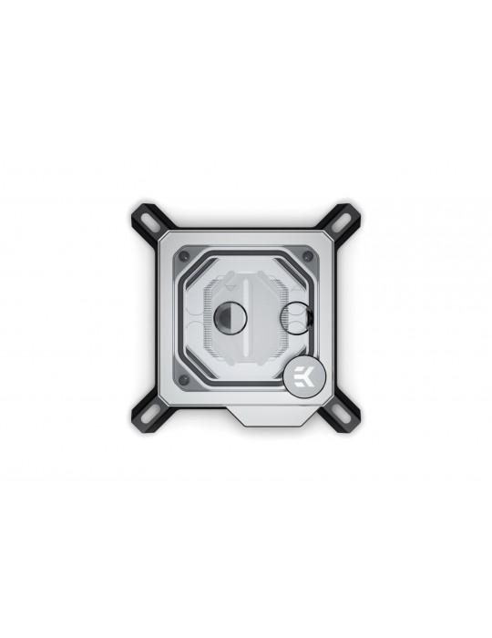 EK-Velocity - Intel - D-RGB Nickel + Plexi EKWB - 5