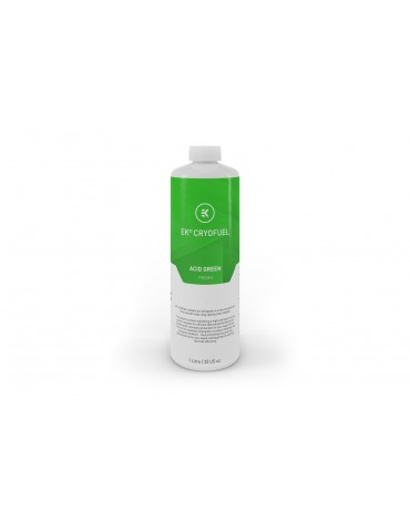 EK-CryoFuel Acid Green (Pre-miscelato 1000ml)