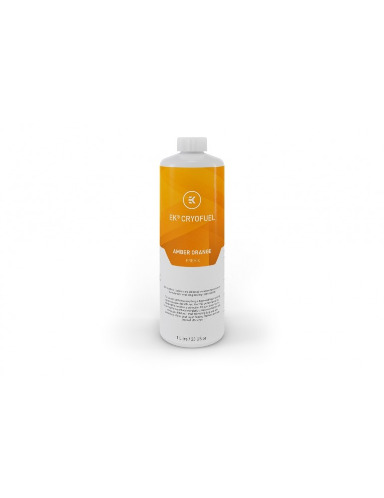 EK-CryoFuel Amber Orange (Pre-miscelato 1000ml)