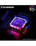 Barrow Waterblock Intel X99/X299 Aurora RGB Nero LTYK3X-04 V2
