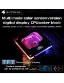 BARROWCH CPU Water RGB con Digital Display Intel 115X/X99/X299 - FBLTFHI-04N