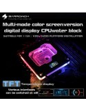 BARROWCH CPU Water RGB con Digital Display Intel 115X/X99/X299 - FBLTFHI-04N V2