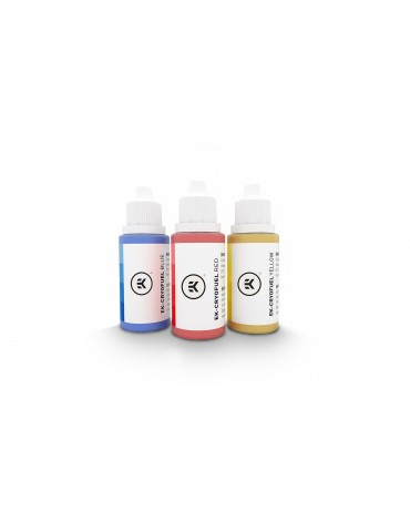 EK-CryoFuel Dye Pack - Kit di Coloranti Concentrati