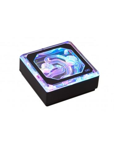 Alphacool Eisblock XPX Aurora Edge - Plexi Black Digital RGB