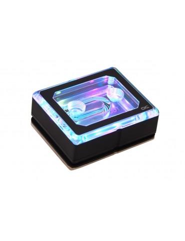 Alphacool Eisblock XPX Aurora PRO - Plexi Black Digital RGB