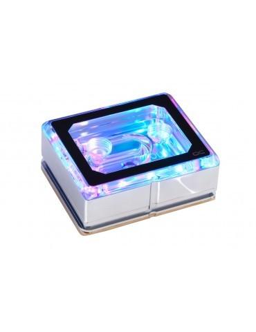 Alphacool Eisblock XPX Aurora PRO - Plexi Chrome Digital RGB