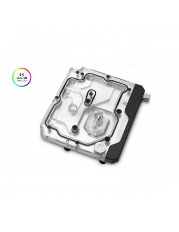 EK-Quantum Momentum ROG Crosshair VIII Hero D-RGB - Plexi