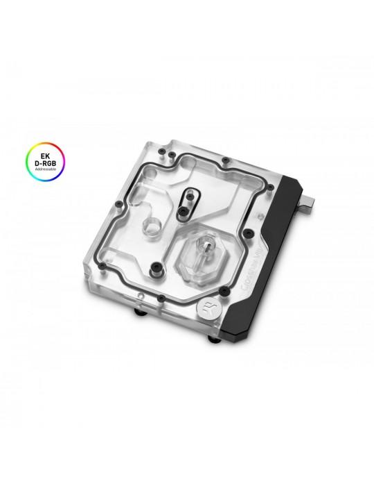 EK-Quantum Momentum ROG Crosshair VIII Hero D-RGB - Plexi EKWB - 1