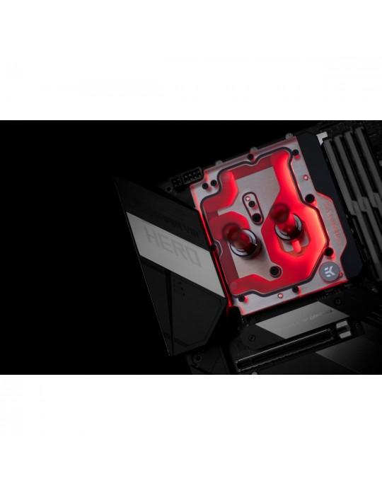 EK-Quantum Momentum ROG Crosshair VIII Hero D-RGB - Plexi EKWB - 5
