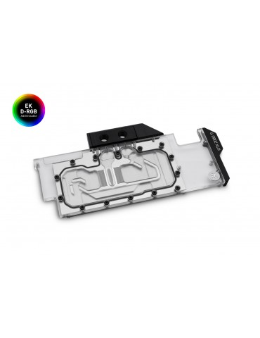 EK-Quantum Vector RTX RE Ti D-RGB Nickel + Plexi