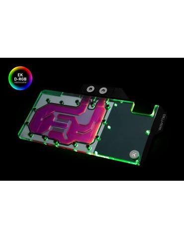 EK-Vector FTW3 RTX 2080 Ti D-RGB - Nickel + Plexi