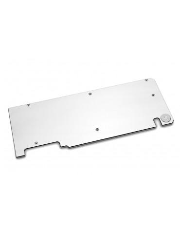 EK-Quantum Vector Asus Dual Evo RTX 2070/2080 Backplate - Nickel