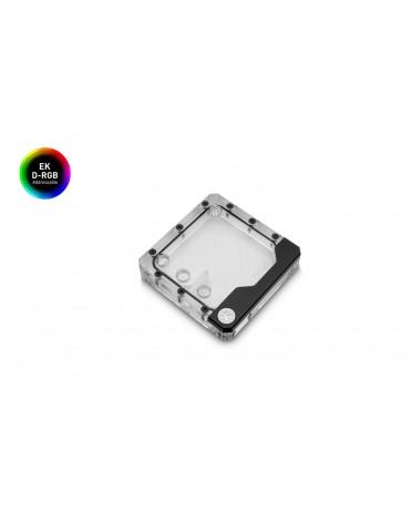 EK-Quantum Volume FLT 120 D-RGB - Plexi (solo tanica)