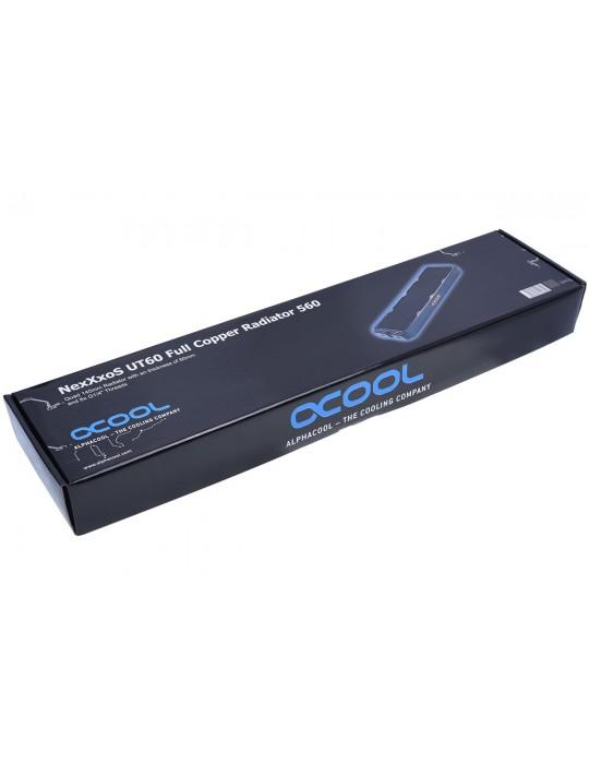 Alphacool NexXxoS UT60 Full Copper 560mm Alphacool - 5