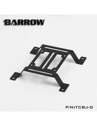 Barrow TCBJ-G Bracket supporto pompa 120mm Nero