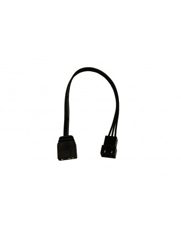 Alphacool Adattatore 3 pin JST a 3 pin D-RGB - 15 cm