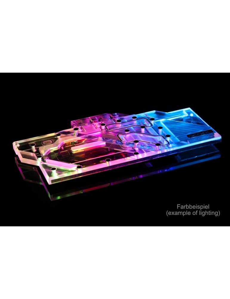 Alphacool Eisblock Aurora Plexi GPX-A AMD Radeon 5700 XT Sapphire Nitro+