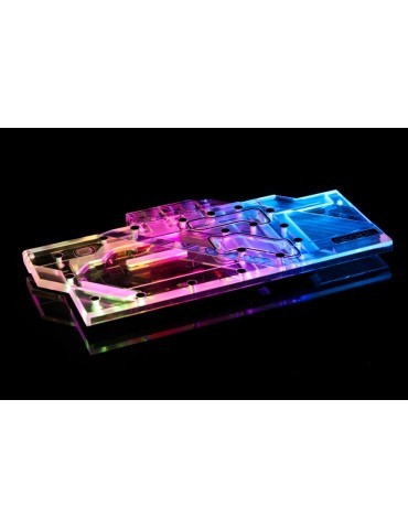 Alphacool Eisblock Aurora Acrilico GPX-A Radeon RX 5700 XT Thicc II / III