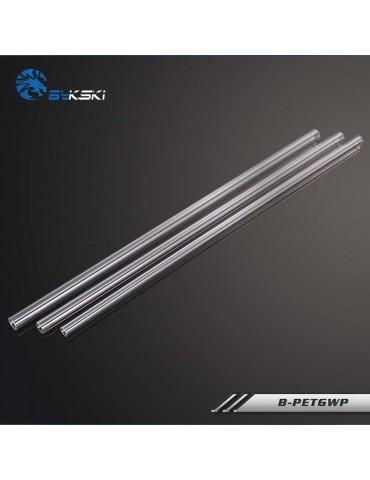 Bykski Tubo rigido PETG 10/14 - 500mm - B-PETG14WP