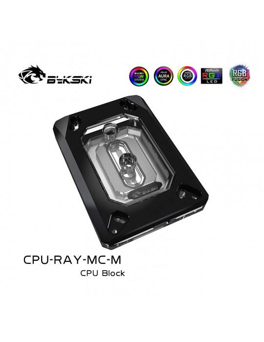 Bykski Waterblock AMD - CPU-RAY-MC-M  D-RGB Bykski - 2